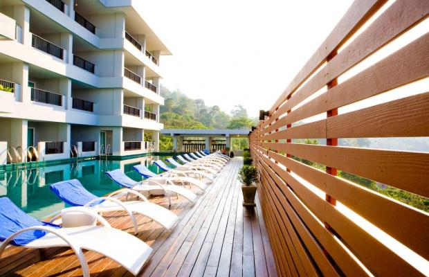 фото отеля Casa Del M Patong Beach (ex. The M Resort Phuket; Patong Green Mountain Hotel) изображение №9