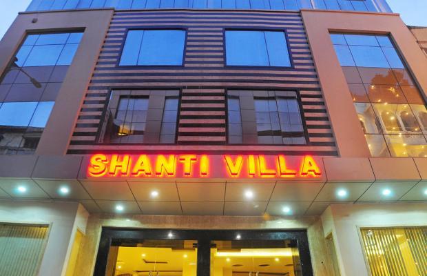 фотографии отеля Hotel Shanti Villa изображение №3