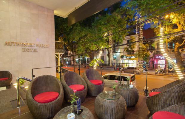 фотографии отеля Authentic Hanoi Hotel изображение №23