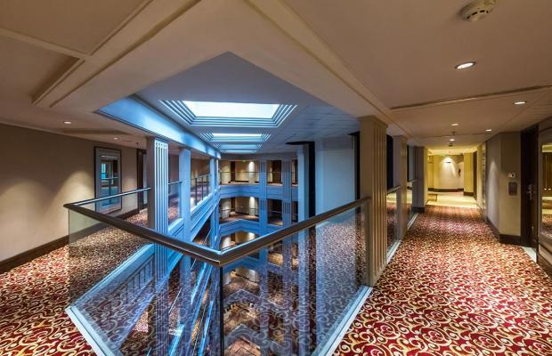фото отеля Hyderabad Marriott Hotel & Convention Centre изображение №25