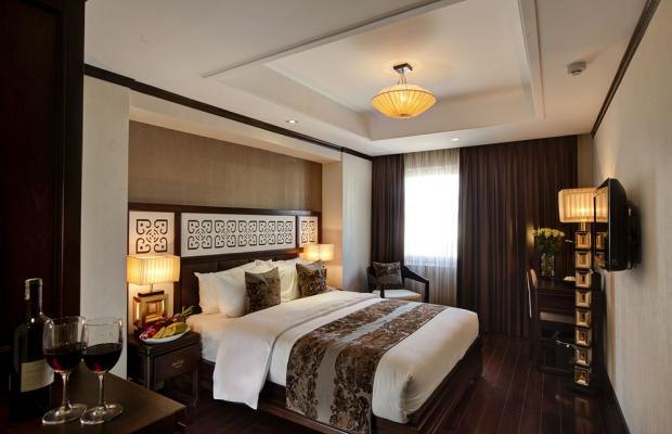 фотографии Golden Lotus Luxury Hotel изображение №32