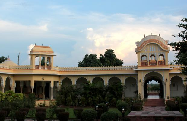 фотографии Amar Mahal Orchha изображение №8