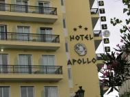 Apollo Hotel Athens, 3*