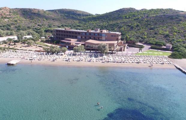 фотографии отеля Aegeon Beach изображение №7