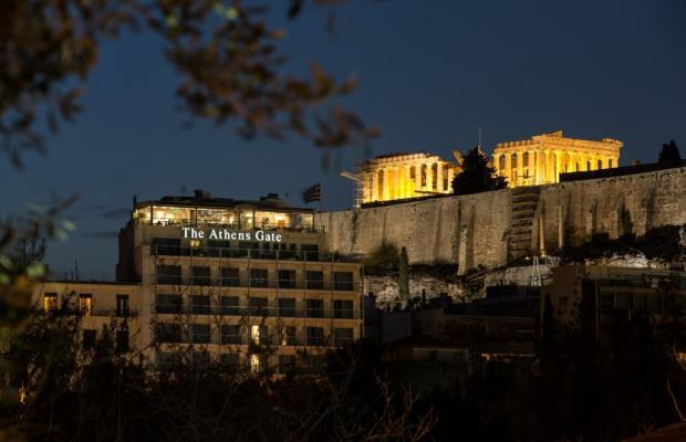 фото The Athens Gate Hotel изображение №38