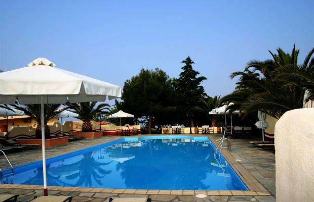 фотографии отеля Kelyfos Hotel изображение №31