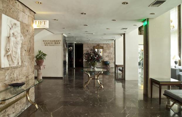 фотографии отеля Best Western Ilisia Hotel изображение №31
