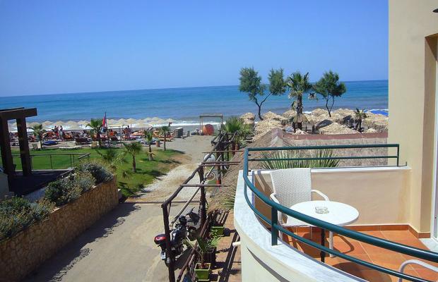 фотографии Panos Beach Hotel изображение №4