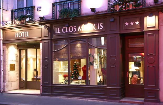 фото отеля Le Clos Medicis изображение №1