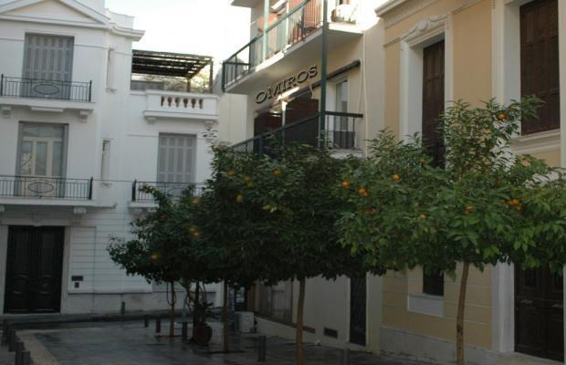 фото отеля Omiros изображение №9