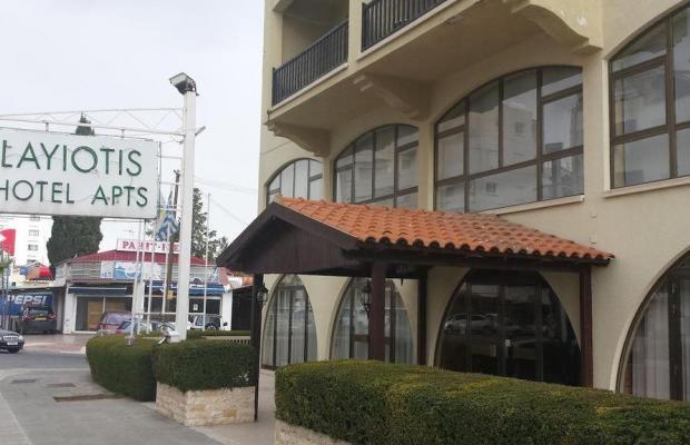 фото отеля Layiotis Hotel Apartments изображение №1