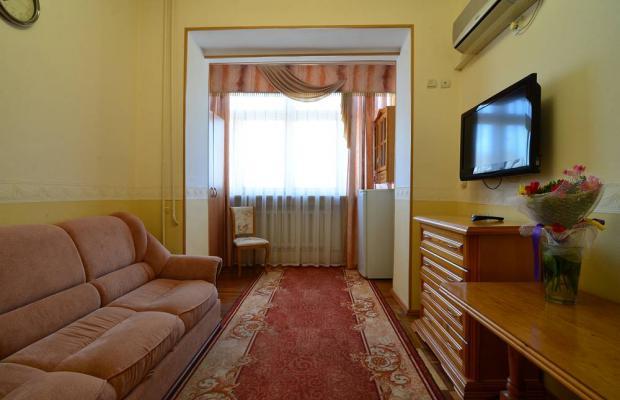 фото отеля Пансионат Высокий берег (Vysokiy bereg) изображение №21