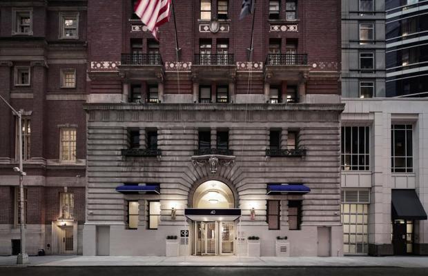 фотографии отеля Club Quarters Midtown изображение №3