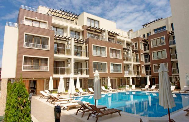 фото отеля Aparthotel Horizont (Апартотель Горизонт) изображение №1