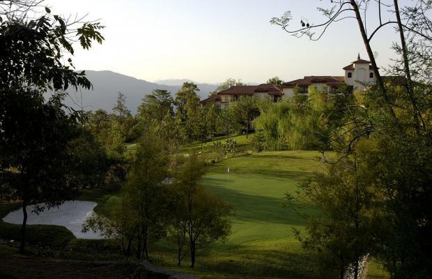 фотографии отеля Ananda In The Himalays изображение №15