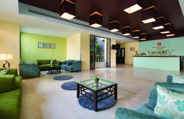 фото отеля Ramada Bangalore (ex. Royal Orchid Harsha; Harsha Park Inn) изображение №9