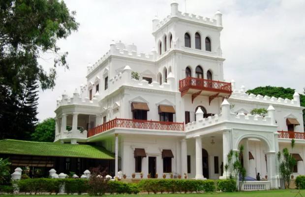 фотографии отеля Jayamahal Palace изображение №3