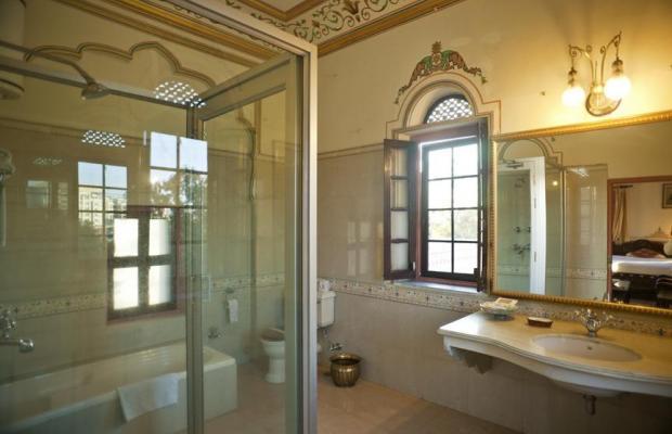 фотографии отеля Narain Niwas Palace изображение №15