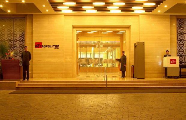 фото отеля The Metropolitan Hotel & Spa изображение №17