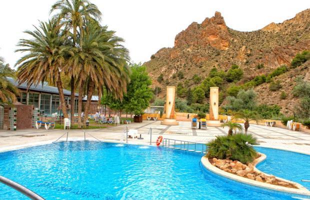 фото отеля Termas Balneario de Archena изображение №1