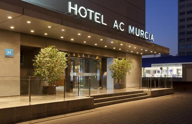 фото отеля Marriott AC Hotel Murcia изображение №1