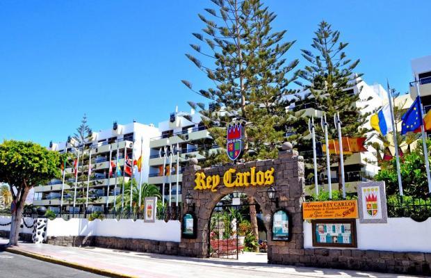 фотографии отеля Rey Carlos изображение №3