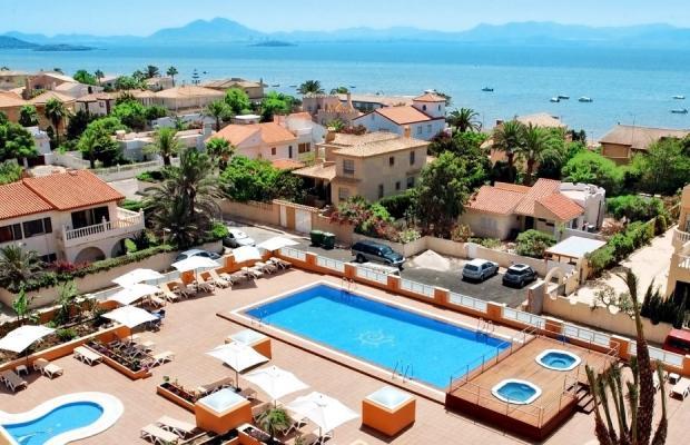 фото отеля Hotel & SPA Mangalan (ex. Be Live Mangalan) изображение №1