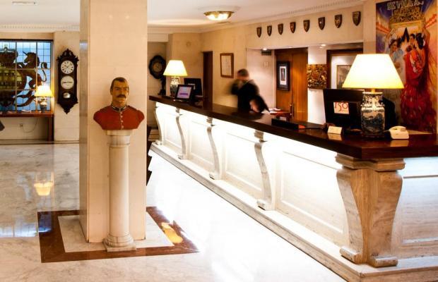 фотографии отеля Inglaterra изображение №31
