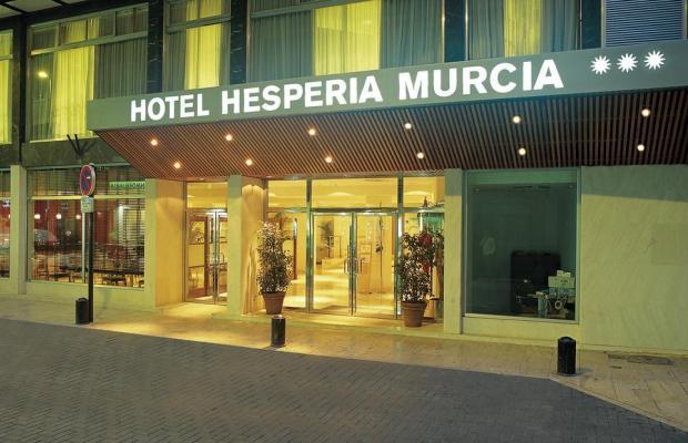 фотографии отеля Hesperia Murcia изображение №19