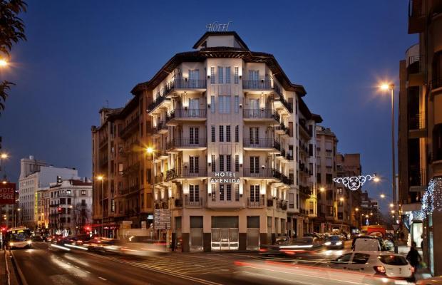 фотографии отеля Hotel Avenida (ex. Husa Avenida) изображение №7