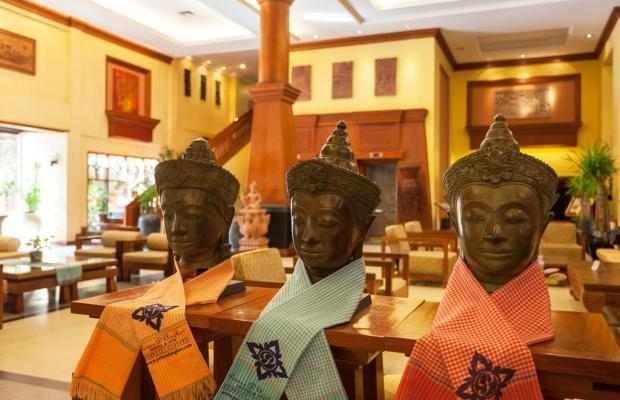 фотографии Prince d'Angkor Hotel & Spa изображение №8