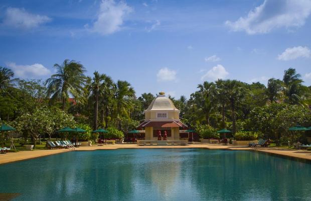 фотографии отеля Raffles Grand Hotel D'Angkor изображение №7