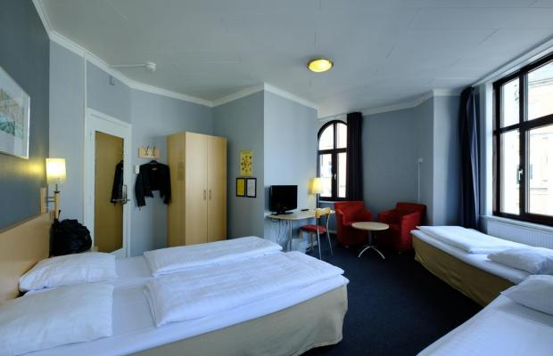 фотографии отеля Zleep Hotel Copenhagen City (ex. Centrum) изображение №3