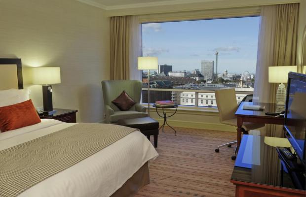 фотографии отеля Copenhagen Marriott изображение №19