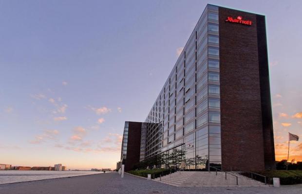 фото отеля Copenhagen Marriott изображение №13