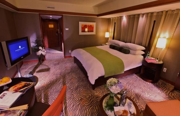 фотографии отеля Grand InterContinental Seoul Parnas изображение №27