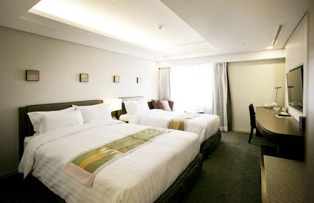фотографии отеля Best Western Premier Seoul Garden Hotel (ex. Holiday Inn Seoul; The Seoul Garden Hotel) изображение №55