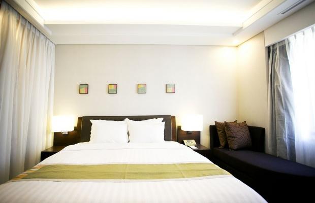 фотографии Best Western Premier Seoul Garden Hotel (ex. Holiday Inn Seoul; The Seoul Garden Hotel) изображение №52