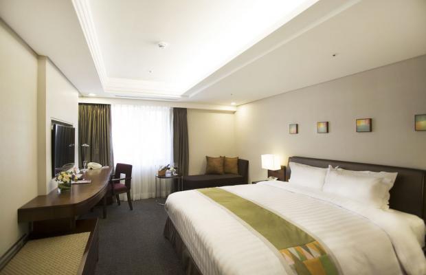 фото Best Western Premier Seoul Garden Hotel (ex. Holiday Inn Seoul; The Seoul Garden Hotel) изображение №14