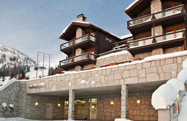 фотографии отеля Tottbacken Peak Perfomance Mountain House изображение №11