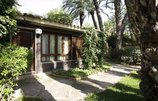 фотографии отеля Huerto del Cura изображение №11