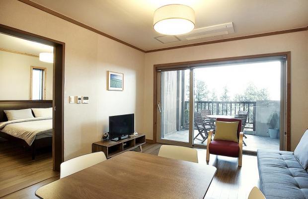 фотографии отеля Jejueco Suites изображение №31