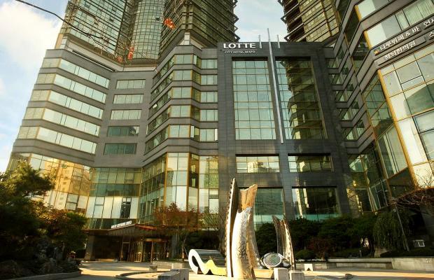 фото отеля Lotte City Mapo изображение №1