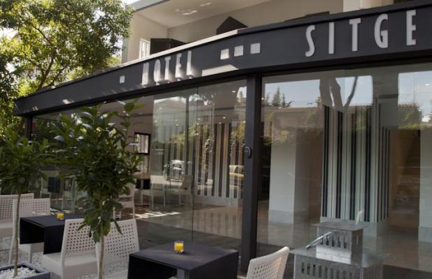 фотографии отеля Hotel Sitges (ех. Alba) изображение №31