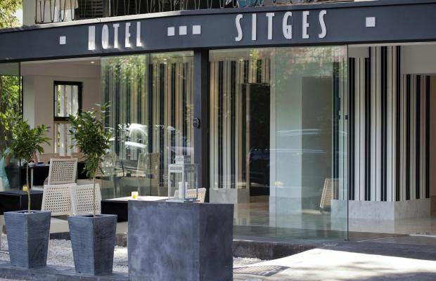 фотографии отеля Hotel Sitges (ех. Alba) изображение №7