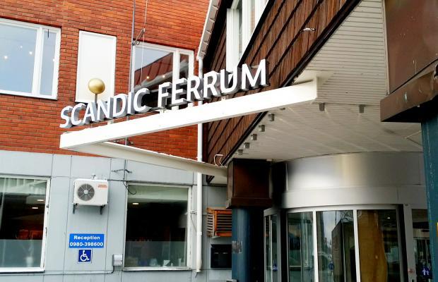 фото отеля Scandic Ferrum изображение №5