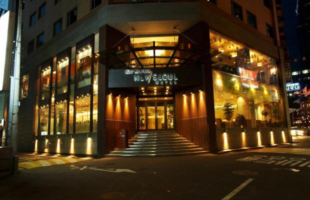 фотографии отеля Best Western New Seoul изображение №27