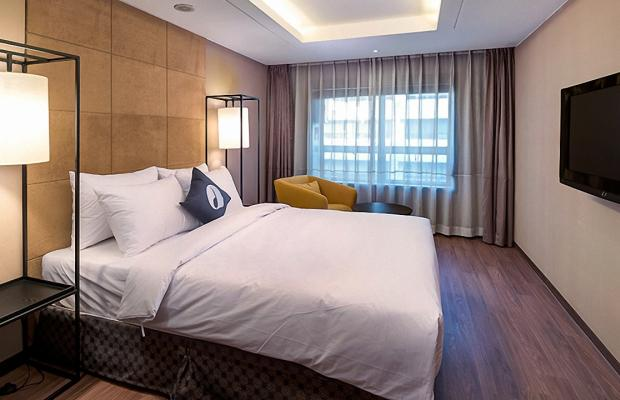 фото Hotel The Designers Yeouido (ex. Hotel Together Yeouido; Three Seven Stay Hotel; Park 365 Hotel) изображение №62