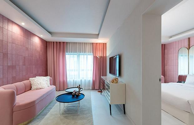 фото отеля Hotel The Designers Yeouido (ex. Hotel Together Yeouido; Three Seven Stay Hotel; Park 365 Hotel) изображение №33