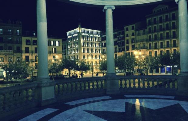 фотографии отеля Gran Hotel La Perla изображение №11